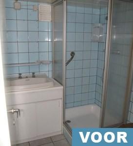 badkamerrenovatie voor 2