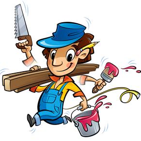 Klusser Mario Logo